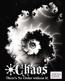 Chaos - There's No Order without it! (englisch)
