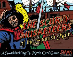B-Movie: Scurvy Musketeers of the Spanish Main (englisch)