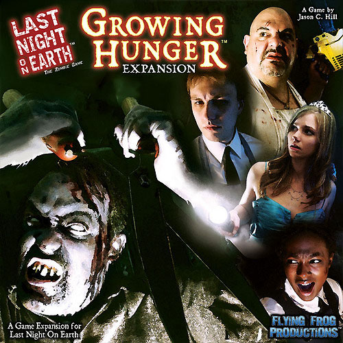 Last Night on Earth - Erweiterung (englisch) - Growing Hunger/Mordshunger
