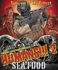 Humans!!! 2 - Expansion (englisch): Sea Food