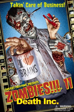 Zombies!!! 11 - Expansion (english): Death Inc.
